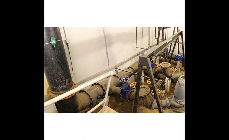 Pulsar FlowPulse sensor installed at Northumbrian Water