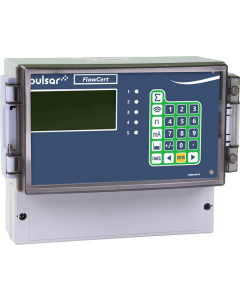 Pulsar Measurement FlowCERT open channel flow monitor