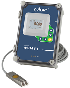 Greyline AVFM 6.1 Area Velocity Flow Meter