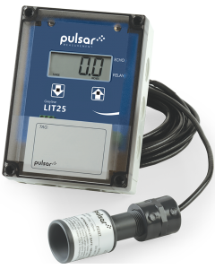 Greyline LIT25 Non-contacting level sensor from Pulsar Measurement