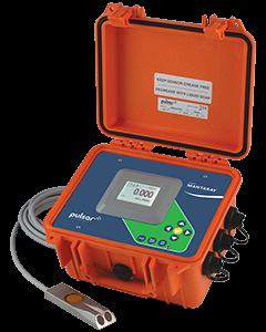 Greyline MantaRay Area-velocity flow meter with submersible sensor