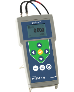 Greyline PTFM 1.0 Portable Transit-Time Flow Meter from Pulsar Measurement