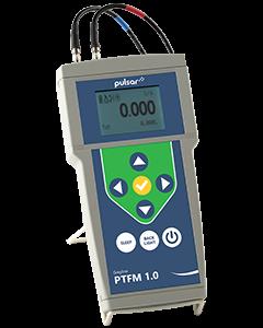 Greyline PTFM 1.0 Portable Transit-Time Flow Meter from Pulsar Measurement