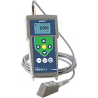 Greyline PDFM 5.1 Portable Doppler Flow Meter with non-contacting clamp-on sensor