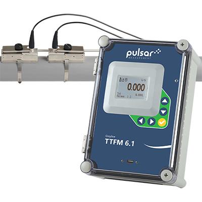 Greyline TTFM 6.1 Flow meter