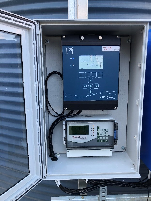 Ultra 5 wall mount control panel
